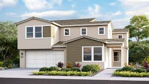 california ranch house plans castellena at the village of escaya new homes in chula vista ca