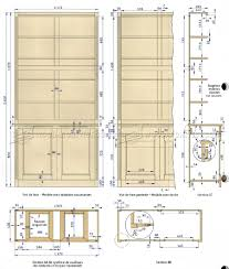 built in bookcase plans u2022 woodarchivist