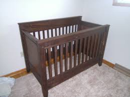 Baby Crib Mattress Support Walnut Crib Build Album On Imgur