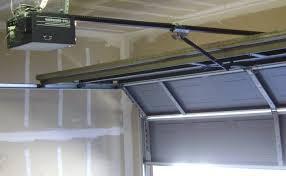 how to adjust craftsman garage door garage doors how to adjust the up force on your common lift