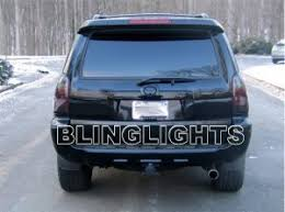 2003 toyota 4runner tail light 2004 2005 toyota 4runner tail lights taillight lamps taillights