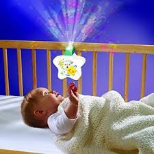 baby night light projector with music baby night light lullabies cot mobile crib toy nursery soother