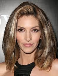 women u0027s hairstyles for a long face elegant medium haircut for long