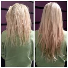 Before After Hair Extensions by Hair Extensions U2013 Purebeauty