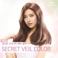 kim so eun becomes the new face of hair brand wella
