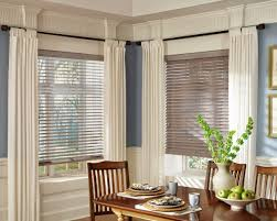 decorating modern dining room design with costco windows and