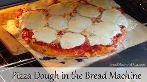 Bread Machine Pizza Dough With All Purpose Flour Bread Machine Diva Home Facebook