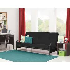 Mainstays Sofa Bed Mainstays Contempo Futon Sofa Bed Multiple Colors Color Charcoal