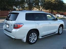 toyota highlander sales 2008 toyota highlander for sale