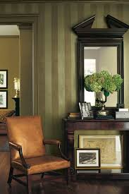 add movement and texture to your walls with alternating stripes