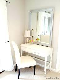 white makeup vanity table white makeup vanity with lights elegant makeup vanity medium size of