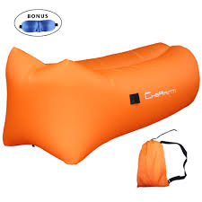 inflatable air lounger sofa indoor outdoor lazy bag portable air