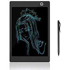 m way 10 inch lcd writing tablet drawing graphics board with