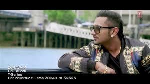 call audi call audi song zorawar yo yo honey singh