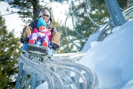 winter activities in jackson cowboy coaster at snow king