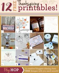 12 free thanksgiving printables i heart nap time
