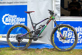 hill u0027s grave digger nukeproof mega 275 pro bike check sam