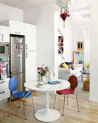 small apartment kitchen table apartment dining table new round small smart furniture intended for