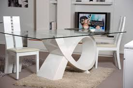 Table A Manger Transparente by Stunning Table A Manger Blanche Gallery Home Decorating Ideas