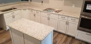 white kitchen cabinets with granite countertops photos white ornamental granite