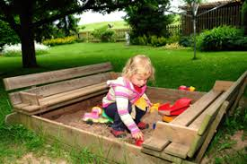 Build A Sandpit In Your Backyard Sandbox Ideas