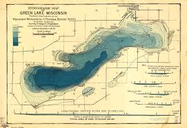topo maps wisconsin wisconsin geological history survey hydrographic map