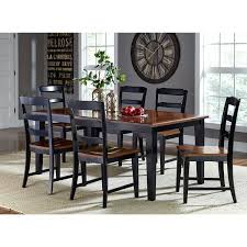 hillsdale avalon cherry wood dining set free shipping today