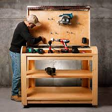 Plans For Building A Woodworking Workbench by Cordless Charging Station Plans How To Build A Charging Station