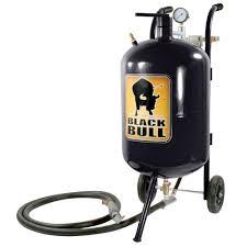 Home Depot Sand Box Black Bull 50 Lb Abrasive Blaster Sb10g The Home Depot