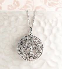 medallion pendant necklace images Tree of life necklace eternal tree of life jewelry in sterling jpg