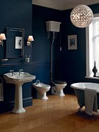navy blue bathroom ideas blue bathroom ideas design photos to