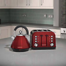 Toaster And Kettle Deals Morphy Richards Tea Kettle U0026 Toaster Sets Ebay