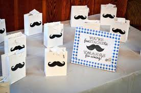 mustache themed baby shower mustache themed baby shower food ideas party via