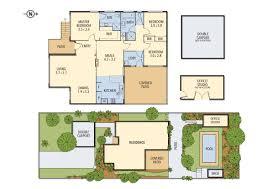 floor plan site plan from onsite sketches or builders plans