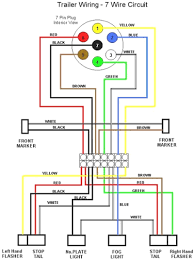 wiring diagram for car trailer lights and 7pinschematic png cool