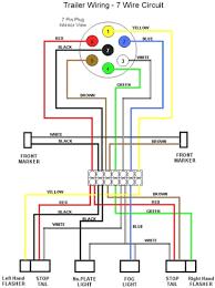 wiring diagram for car trailer lights wiring wiring diagrams