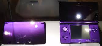 midnight purple nintendo 3ds announced by another retailer u2013 my