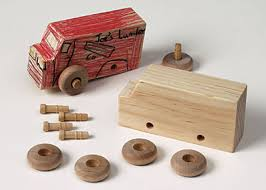build your own wooden vehicle