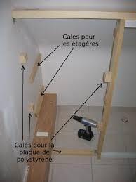 comment faire un placard dans une chambre fabriquer et monter les portes coulissantes d un placard en bois