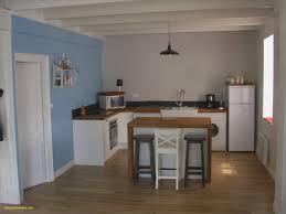 ilot cuisine avec table inspirations à la maison astounding ilot central cuisine avec table