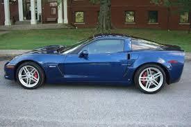 07 corvette for sale 2007 corvette last year for le mans blue corvette sales