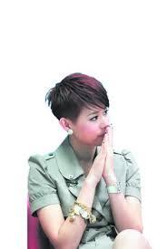 hongkong short hair style hong kong actress short hairstyles short hair fashions