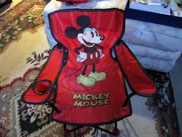 Mickey Mouse Patio Chair by Gail U0027s Online Yardsale