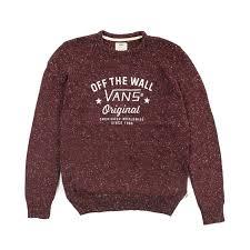 vans sweater vans stetson sweater port 59 50 sweatshirts crewneck