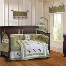 Baby Crib Bumpers Furniture Designer Baby Crib Bedding With Green Crib Bumper And