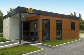 bureau préfabriqué bâtiment préfabriqué pour bureau en bois écologique