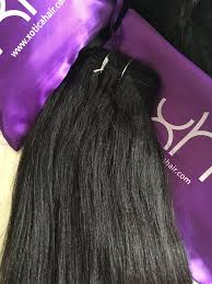 Yaki Clip In Human Hair Extensions by Coarse Yaki Clip In Hair Extensions U2013 Xotica Hair