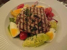 restaurant cuisine nicoise tuna nicoise picture of cote brasserie guildford guildford