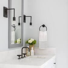 Bathroom With Bronze Fixtures Rubbed Bronze Faucet Design Ideas