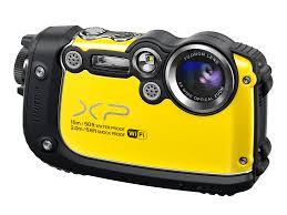 Canon Rugged Camera Fujifilm Unveils Finepix Xp200 Rugged Compact Camera With Wi Fi